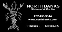 North Banks Restaurant & Raw Bar